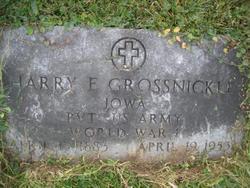 Harry Earl Grossnickle