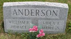 Viola F <i>Fazenbaker</i> Anderson