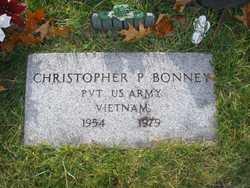 Christopher P Bonney