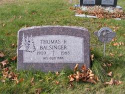 Thomas Reardon Balsinger
