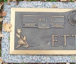 Carl Taylor Etter
