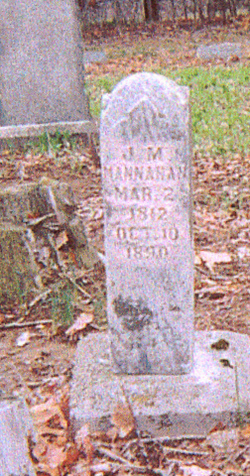 James M. Mannahan