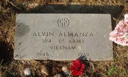 Alvin Almanza