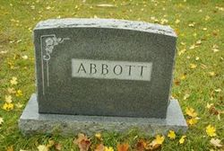 Marcia Nellie <i>Ide</i> Abbott