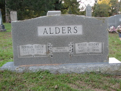 Ressie <i>Hendry</i> Alders