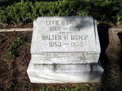 Walter H. Bishop