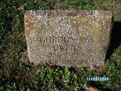 Gordon Ray Owens