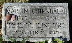 Martin R. Birnbaum