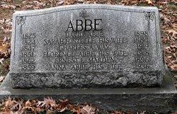 Sarah <i>Steele</i> Abbe