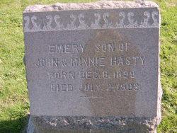 Emery Hasty