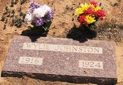 Wylie Johnston