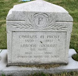 Charles W Frost