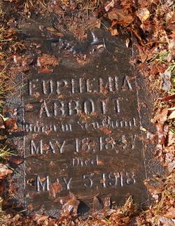Euphemia Abbott