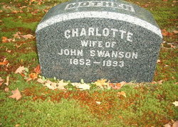 Charlotte <i>Hultberg</i> Swanson