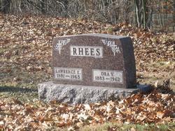 Ora Viola <i>Rockey</i> Rhees