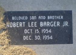 Robert Lee Barger, Jr