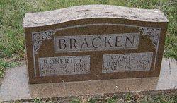 Mary F Mamie <i>Hinds</i> Bracken