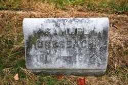 Samuel Dresbach