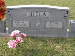 Chester J Biela