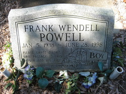 Frank Wendell Powell