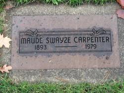 Maude <i>Swayze</i> Carpenter