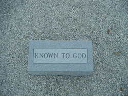 Known To God Unknown
