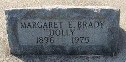 Margaret Emma Dolly <i>Morgan</i> Brady