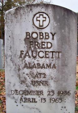 Bobby Fred Faucett