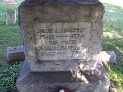 Pvt John A. Murphy
