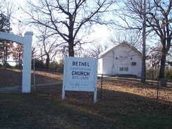 Bethel Campground Cemetery
