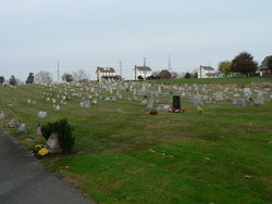 Ironville Methodist Church Cemetery