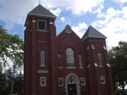 First St. John's Lutheran Cemetery