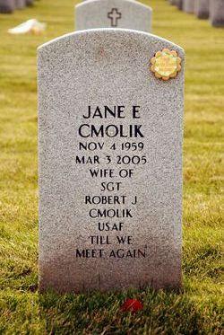 Jane Eileen <i>Morrow</i> Cmolik