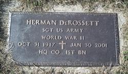 Herman DeRossett