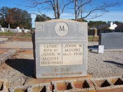 John W Moore