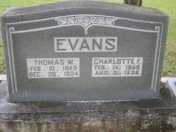Charlotte Francis <i>Carroll</i> Evans