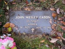 John Wesley Cason