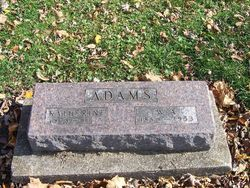 Katherine Jennifer Katie <i>Tullis</i> Adams