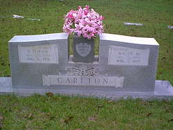 B. Porter Carlton