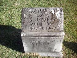 Ruthie J Bailey