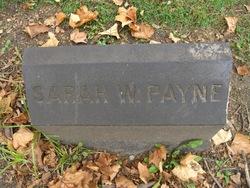 Sarah <i>Watterson</i> Payne