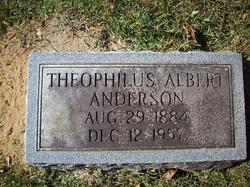 Theophilus Albert Anderson