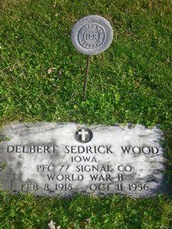 Delbert Sedrick Wood