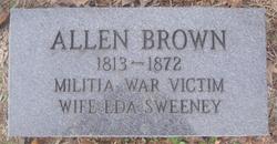 Allen Brown