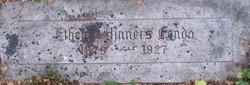 Ada Ethelyn <i>Hinners</i> Fonda