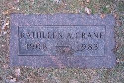 Kathleen A. Crane