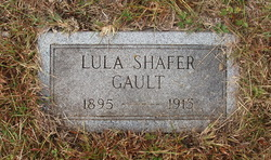 Lula <i>Shafer</i> Gault