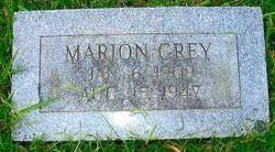 Marion <i>Grey</i> McClendon