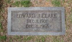 Edward J Clark