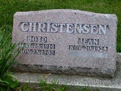 Jean Evelyn Christensen